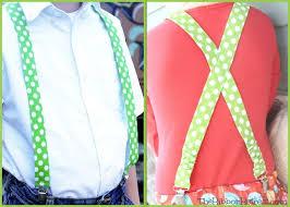 ribbon fabric suspenders tutorial the ribbon retreat