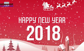 happy new year greeting card 2018 images ecards wallpapers