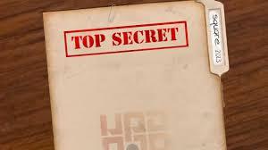 top secret report template top secret document file v2 after effects