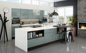 Kitchen Architecture Design by Kitchen Creative Blue Kitchens Beautiful Home Design Simple In