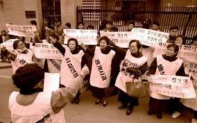 Comfort Women Japan A Brief History Of Japan U0027s U0027comfort Women U0027 Controversy East Asia