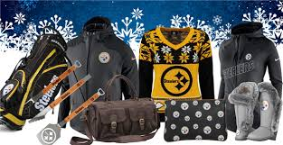gifts for steelers fans pittsburgh steelers holiday gift guide