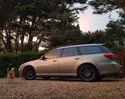 subaru legacy wheels used 2006 subaru legacy r spec b awd for sale in anglesey