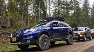 subaru lifted lifted 2016 outback 3 6r browns camp ohv park tillamook state