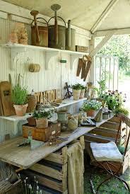 Potting Shed Plans by 140 Best Garden Sheds U0026 Potting Benches Images On Pinterest