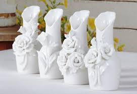 Nice Flower Vases To The Friend Who Passed Drawing Art Gallery