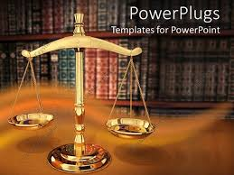 ppt templates for justice powerpoint template justice strength 18086