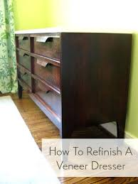 how to refinish veneer table refinishing tabletop painting dining room table top best painting