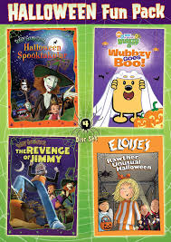 amazon com kids halloween 4 dvd set not available movies u0026 tv