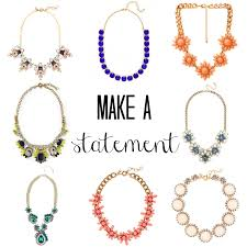necklaces for statement necklaces for work berger inc