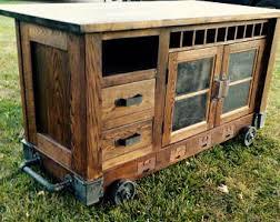 industrial style kitchen island industrial bar reclaimed wood liquor cabinet modern