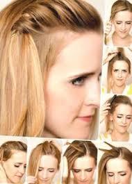 Frisuren Zum Selber Machen F D Ne Haare by Fashionable Braid Hairstyle For Shoulder Length Hair Shoulder