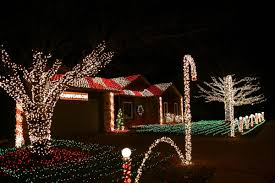 charming design candy cane christmas lights roofline holiday