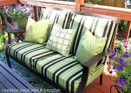 Recover Patio Chairs Patio Furniture Cushion Covers Patio Furniture Cushions Clearance