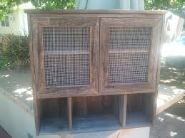 Custom Wall Cabinet by Custom Made Two Door Barnwood Wall Cabinet By Treehousewoodworks