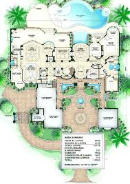large luxury house plans best luxury house plans plan luxury with central courtyard large