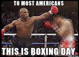 Meme Boxing - mike tyson vs michael j fox only one of these men celebrates