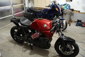 bmw k100 filter kaferacer creating a cafe racer out of a 1985 bmw k100