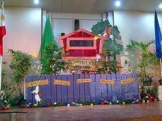 Gods Backyard Bible Camp  VBS Stage Design God Backyard - Backyard stage design