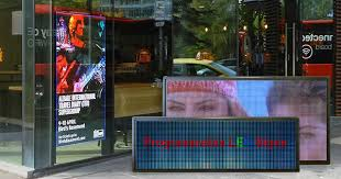 lighted message board signs led signs electronic signs melbourne sydney brisbane adelaide
