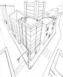 3 point perspective exercise 2 by beamer on deviantart art how