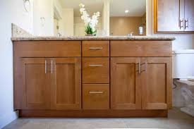 hawaii s finest instock cabinets maui in stock cabinets hana in stock cabinet maui shaker pacific red alder cayenne stain