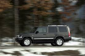 wood panel jeep 2007 jeep commander pictures history value research news