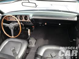 1970 Cuda Interior 1970 Plymouth Barracuda Crazy Custom Rod Network