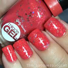 sally hansen miracle gel boho chic collection swatches u0026 review