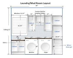 Design A Laundry Room Layout | laundry room design layout this is our laundry mud room layout now