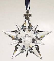 swarovski annual ornament 2005 collectibles rarities