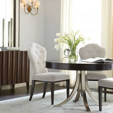 circle dining room table round dining table bernhardt