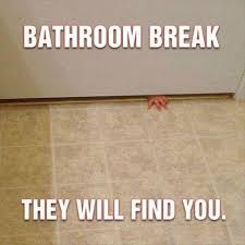 Bathroom Meme - 50 best mom memes bathroom invaders