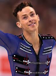 colors 2015 hair adam rippon is an olympic hair god gq