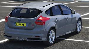 ford focus st modded 2013 surrey ford focus st gta5 mods com