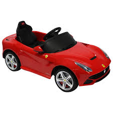 bentley ferrari ferrari f12 berlinetta 6v ride on car u2013 red buydirect4u