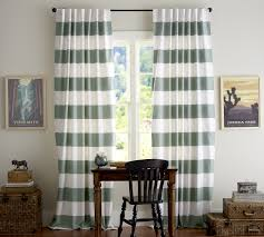 Pottery Barn Curtains Decor Interesting Pottery Barn Blackout Curtains For Interior