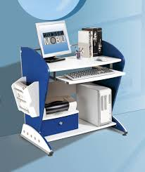 Small Laptop And Printer Desk by Furniture Modern Computer Table For Minimalist Workspace Design