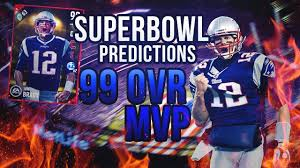 What Are The Super Bowl Predictions From 14 Animals Across The - superbowl predictions 99 ovr mvp card madden 18 ultimate team