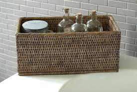 bathroom basket ideas bathroom baskets bathroom basket ideas cozy ideas bathroom basket