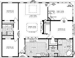 floor plans 2000 sq ft the tnr 7521 manufactured home floor plan jacobsen homes