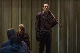 Hit The Floor Final Episode - the walking dead shows that it can actually make negan great when