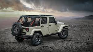 gobi jeep color the final jeep wrangler with even more off road capability