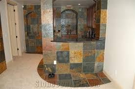 multi color kitchen ideas multicolor slate kitchen design from united states