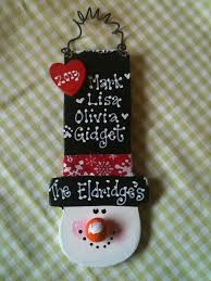19 best christmas personalized ornaments images on pinterest