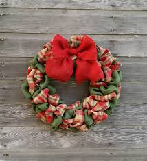 10 handmade front door christmas wreaths u2013 adorable home