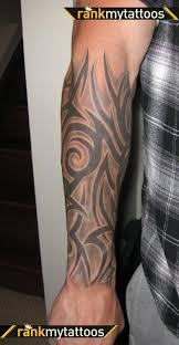 grey and black half sleeve scotts board