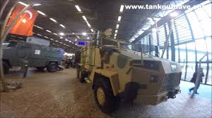 mrap kirpi mrap 4x4 and 6x6 youtube