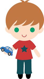 boy clipart boy with car clipart free clip