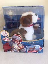 on the shelf pets on the shelf pets bernard plush dog storybook ebay